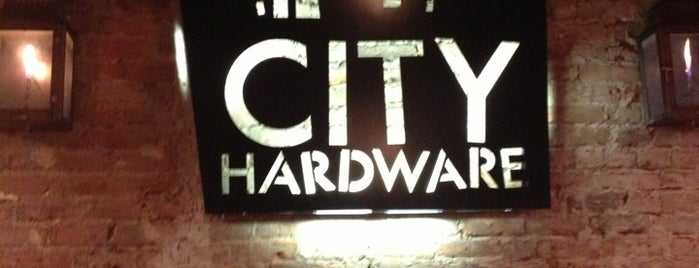 City Hardware is one of Lieux qui ont plu à Karen.