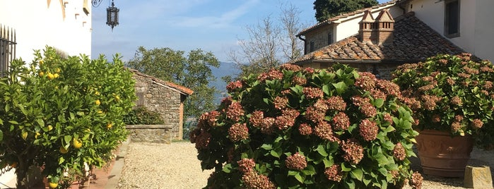 Villa Campestri - Olive Oil Resort is one of 4sq Specials in Tuscany.