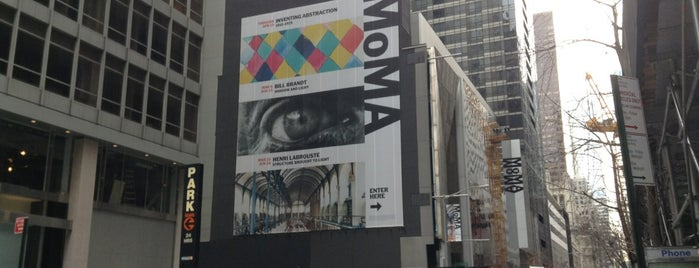 Museum of Modern Art (MoMA) is one of NYC.