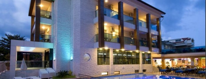 Supreme Hotel Marmaris is one of Marmaris Otelleri.