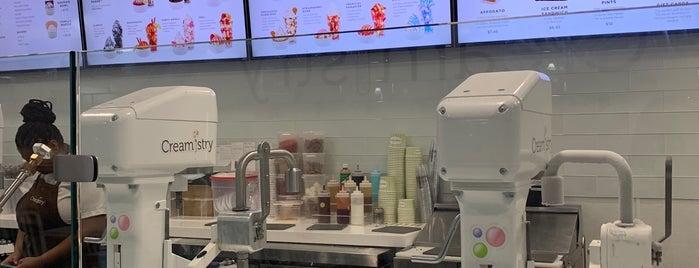 Creamistry is one of vegan friendly in atlanta ga.