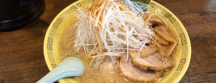 江川亭 調布店 is one of Lugares favoritos de ジャック.