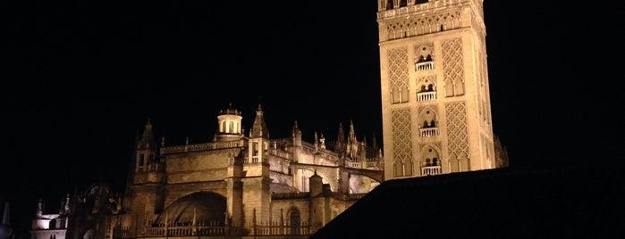 Diez y Siete is one of Sevilla.
