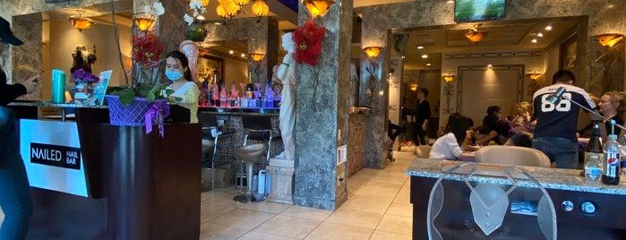 Nailed Nail Bar is one of Orte, die Tammy gefallen.