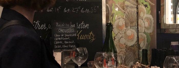 L'Avant Comptoir de la Mer is one of Food Paris.