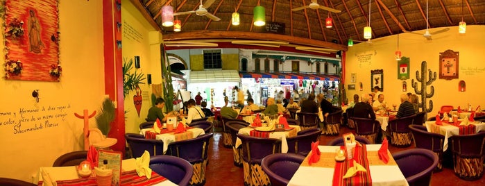 La Vagabunda® Centro is one of Comida.
