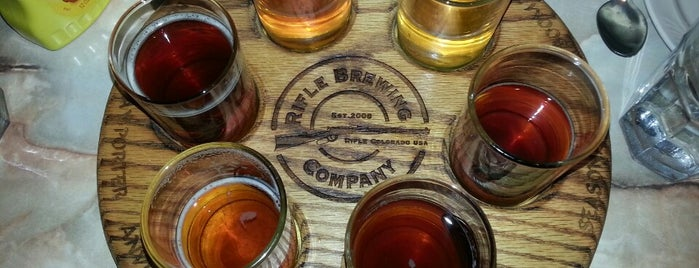 Rifle Brewing Company is one of Colorado Beer Tour.