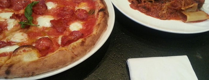 Ovest Pizzoteca by Luzzo's is one of NYC/MHTN: International 2.