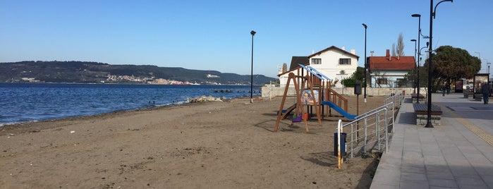 Yeni Kordon is one of สถานที่ที่ Gizem ถูกใจ.