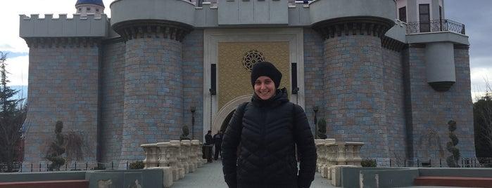 Masal Şatosu is one of Orte, die Gizem gefallen.