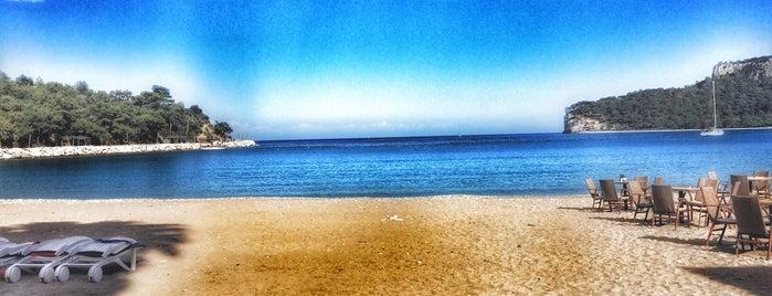 Dakapo Beach Club is one of Lieux qui ont plu à Gizem.