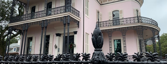 Colonel Short's Villa is one of NOLA.