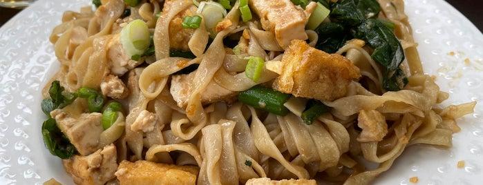 Karaweik Burmese Cuisine is one of SF.