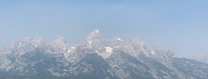 Glacier View Turnout is one of Jackson Hole.
