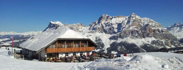 Rifugio Pralongia is one of Ski & Chalet.