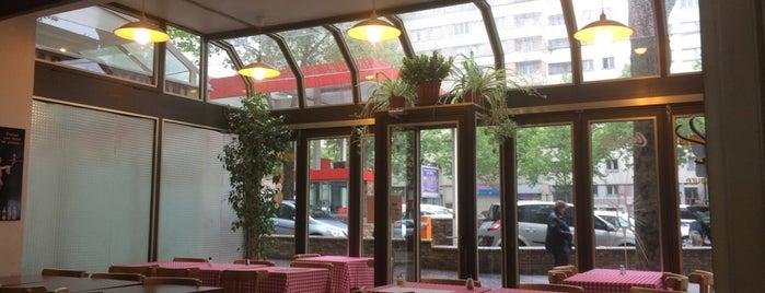 Bar - Restaurant de la Gare is one of Locais curtidos por Leandro.