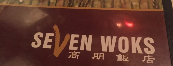 Seven Woks is one of Westchester.