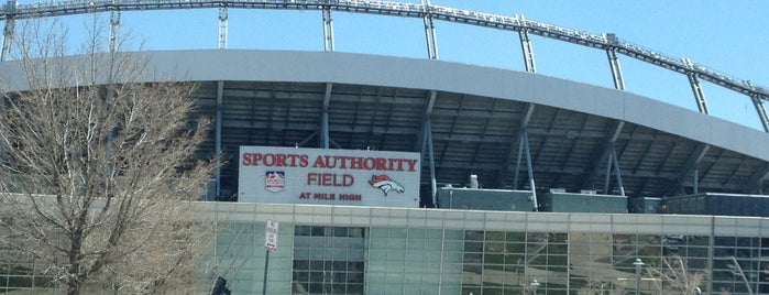 Empower Field at Mile High is one of Denver 2013.