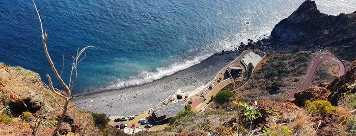Praia do Garajau is one of Madeira.