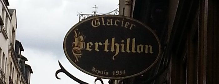 Berthillon is one of Lieux qui ont plu à EriC.