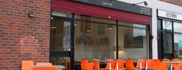 The Hackney Pearl is one of London: Coffee(In)Touch Guide.
