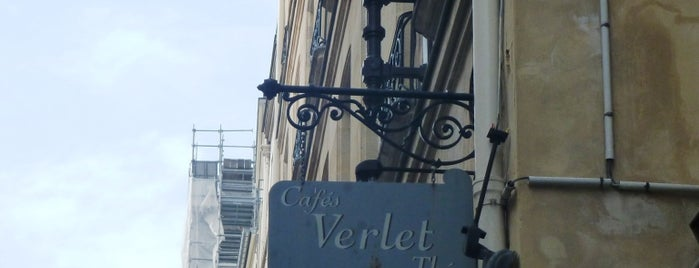 Cafés Verlet is one of Paris: Coffee(In)Touch Guide.