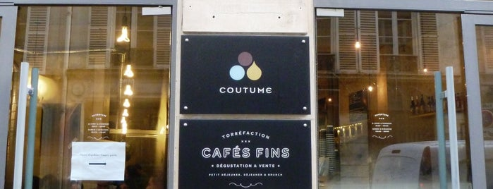 Coutume Café is one of Paris: Coffee(In)Touch Guide.