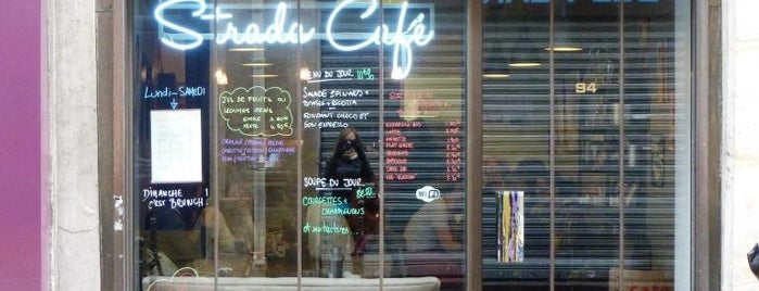Strada Café is one of Paris: Coffee(In)Touch Guide.