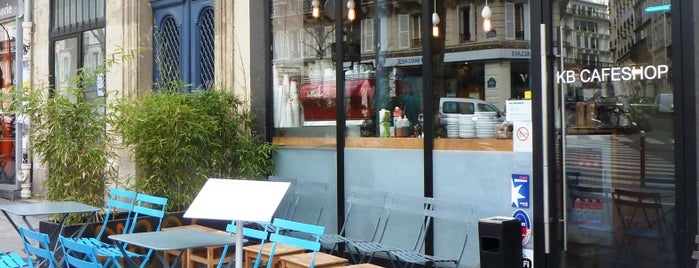 KB CaféShop is one of Paris: Coffee(In)Touch Guide.
