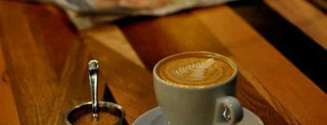 Artisan is one of London: Coffee(In)Touch Guide.