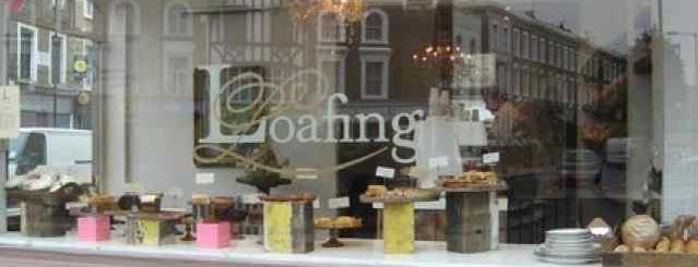 Loafing is one of London: Coffee(In)Touch Guide.