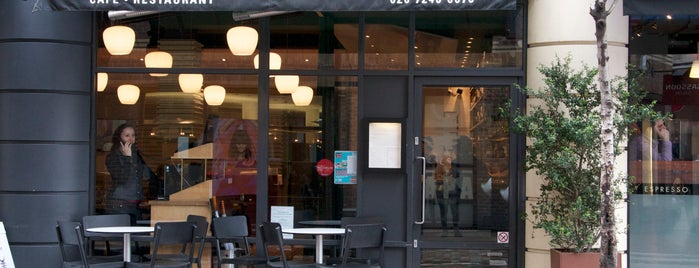 Kopapa Cafe & Restaurant is one of London: Coffee(In)Touch Guide.