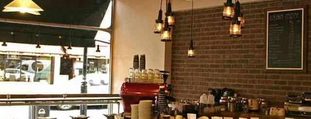 Artisan Coffee is one of London: Coffee(In)Touch Guide.