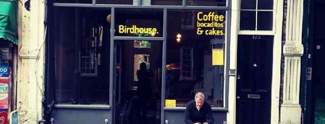 Birdhouse is one of London: Coffee(In)Touch Guide.