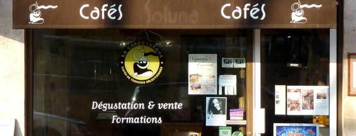 La Caféothèque de Paris is one of Paris: Coffee(In)Touch Guide.