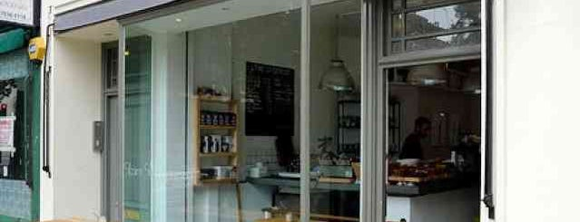 Store Street Espresso is one of London: Coffee(In)Touch Guide.