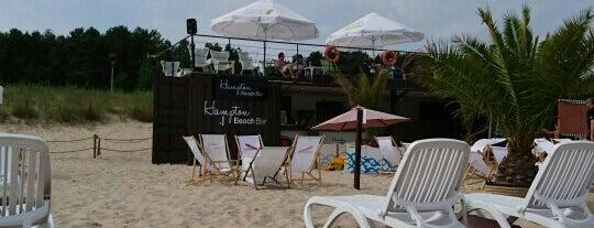 Hampton Beach Bar is one of สถานที่ที่ Lewando ถูกใจ.