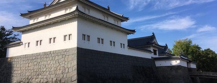 駿府城跡 is one of Lugares favoritos de Masahiro.