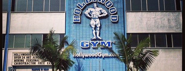 Hollywood Boxing Gym is one of ROAD TRIP USA · 2016.