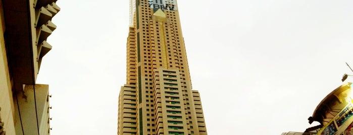 Baiyoke Sky Hotel is one of Posti salvati di TANER.