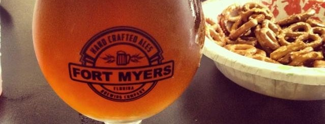 Fort Myers Brewing Company is one of Ft Myers/captiva.