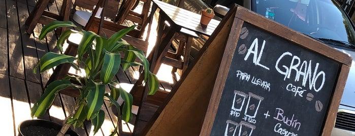 Al Grano Espresso Bar is one of Brunch / Comida.