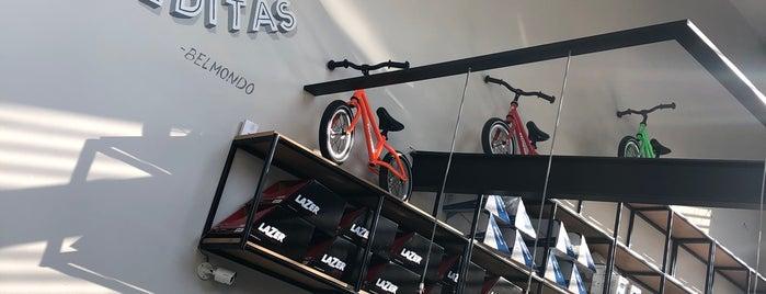 La Bici - Café de Especialidad is one of Lieux qui ont plu à Leandro.