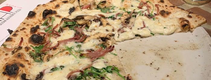 NAP Neapolitan Authentic Pizza is one of Madrid - Akşam Yemeği.