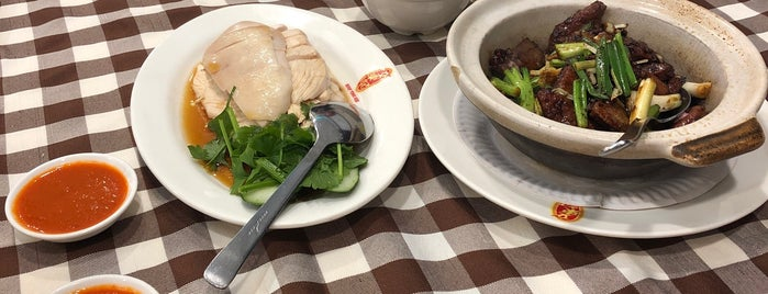 Boon Tong Kee is one of [Planning] Singapore - To Eat.