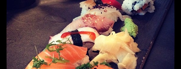 Hattori is one of STHLM Food.