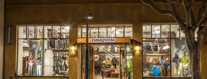 Patagonia is one of Hollywood.