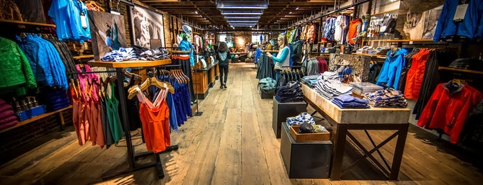 Patagonia is one of Whitney Member Discounts.