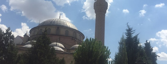 Hacı Hulusi Doğruyol Camii is one of .: сохраненные места.