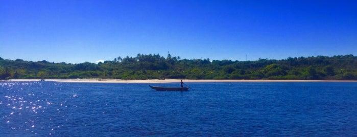 Barra do Rio Caraíva is one of Posti che sono piaciuti a Dade.